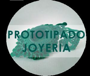 PROTOTIPADO JOYERIA